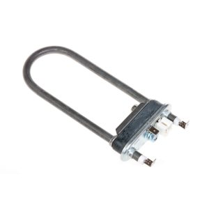 ТЭН 850 W L=143mm прямой с дат.Samsung DC47-00006D
