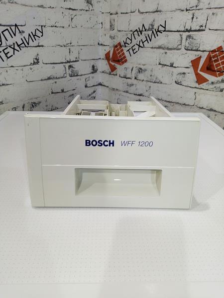 Лоток (порошкоприемник) для стиральной машины Bosch  WFF1200