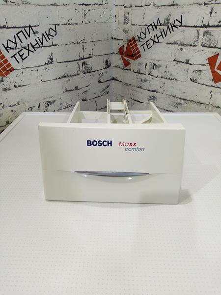 Лоток (порошкоприемник) для стиральной машины Bosch 5500002706