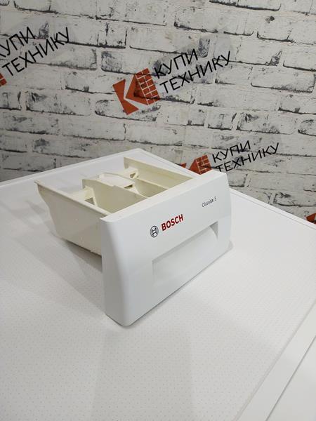Лоток (порошкоприемник) для стиральной машины Bosch 555000094