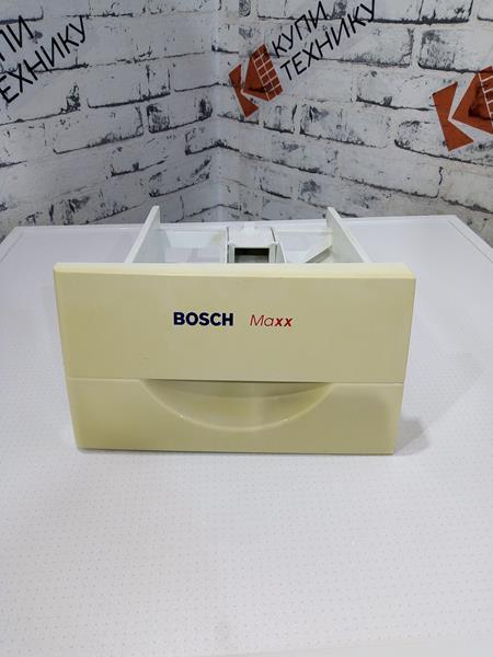 Лоток (порошкоприемник) для стиральной машины Bosch 550000136