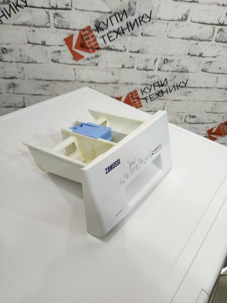 Лоток (порошкоприемник) для стиральной машины Zanussi ZWS185W