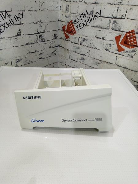 Лоток (порошкоприемник) для стиральной машины Samsung s1005y