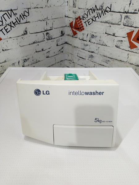 Лоток (порошкоприемник) для стиральной машины LG wd-10180N