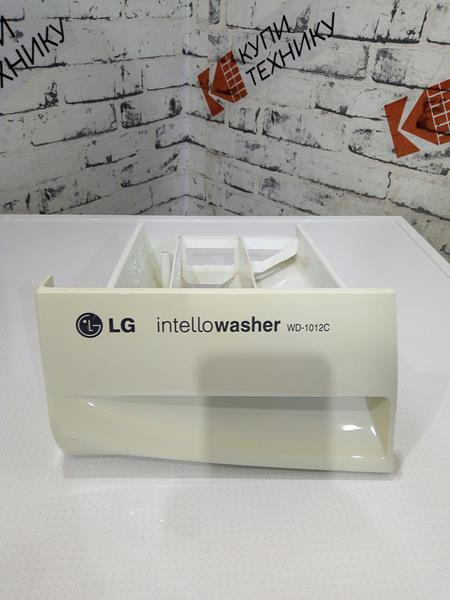 Лоток (порошкоприемник) для стиральной машины LG wd-1012c