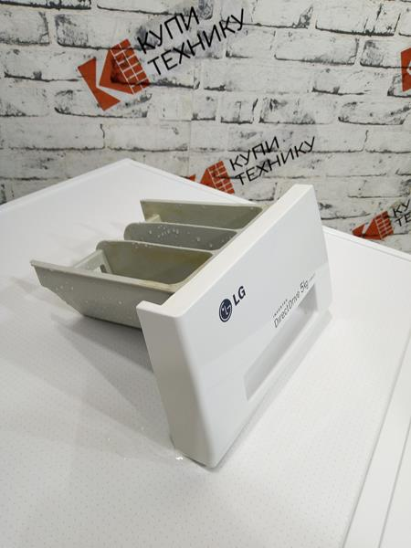 Лоток для стиральной машины (порошкоприемник) Lg f1068ld1