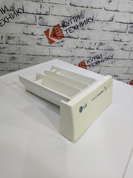 Лоток (порошкоприемник) для стиральной машины LG wd1090fd