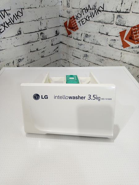 Лоток (порошкоприемник) для стиральной машины LG wd10160s