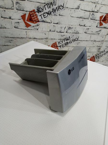 Лоток (порошкоприемник) для стиральной машины LG wd10175nd