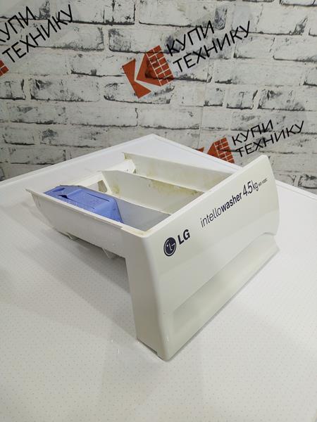 Лоток (порошкоприемник) для стиральной машины LG wd-1022c