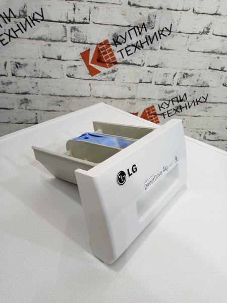 Лоток для стиральной машины (порошкоприемник) Lge10b9sd