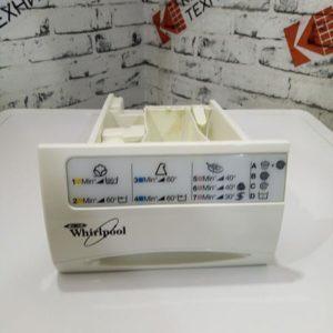 Лоток (порошкоприемник) для стиральной машины Whirlpool z138
