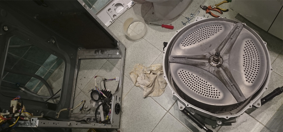 Стоимость подшипника на барабан стиральной машины с доставкой