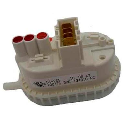 Датчик уровня воды (прессостат) для стиральной машины Gorenje 134310