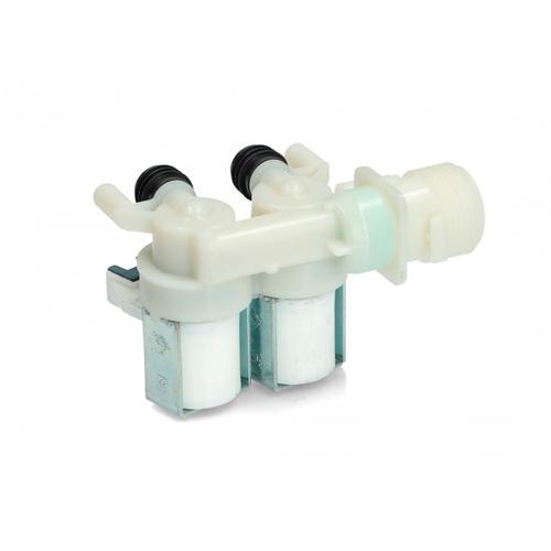 Электромагнитный клапан подачи воды для стиральной машины Indesit IWSD IWSE IWUD MVSB MVSE PWC 110333