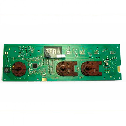 Модуль электронный, плата управления для стиральной машины Indesit MISE IWUD IWSD IWDD 299782 / 283371