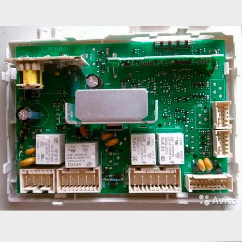 Плата управления стиральной машины Indesit, Ariston 299512