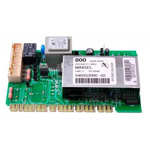 Модуль электронный, плата управления для стиральной машины Ardo 651017706 / 546053900 / 546041800