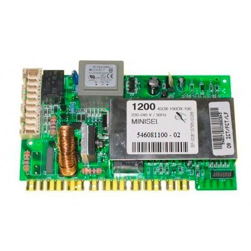 Модуль электронный, плата управления для стиральной машины Ardo TL105SX TLO105SX MINISEL 546081100 / 651017915
