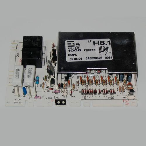 Плата управления для стиральной машины Ardo S1000X 651017439 / 546020400 / 546020401