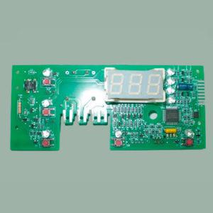 Модуль электронный (дисплей), плата (индиации) управления для стиральной машины Candy 41008470