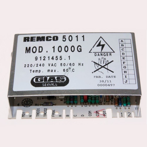 Модуль электронный, плата управления для стиральной машины 91214551