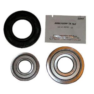 Комплект подшипников и сальник для стиральной машина Ardo 651030425