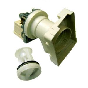 Сливной насос (помпа) для стиральной машины Electrolux, Zanussi 5180100017