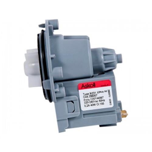 Сливной насос (помпа) для стиральной машины Bosch, Siemens 144487