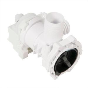 Сливной насос (помпа) Askoll для стиральной машины Indesit, Ariston 092264 с улиткой в сборе