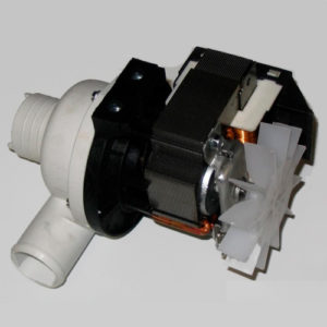 Сливной насос (помпа) для стиральной машины Indesit, Ariston 023868 Plaset 7402/45906