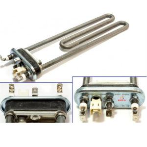 Нагревательный элемент (ТЭН) для стиральной машины Whirlpool, Bauknecht 2050W BLECKMANN