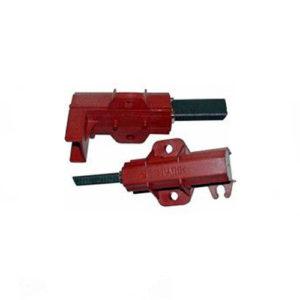 Щетки двигателя стиральной машины в корпусе Electrolux, Zanussi, AEG