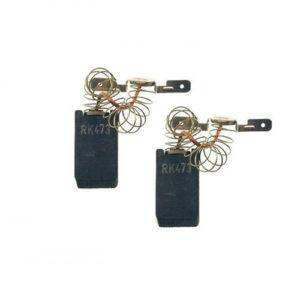 Угольные щетки (угольки с пружинкой) для электродвигателя стиральной машины MIELE 481281729588
