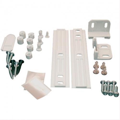 Крепеж (крепление, петля) для навешивания фасада встроенного холодильника Whirlpool 481231028208