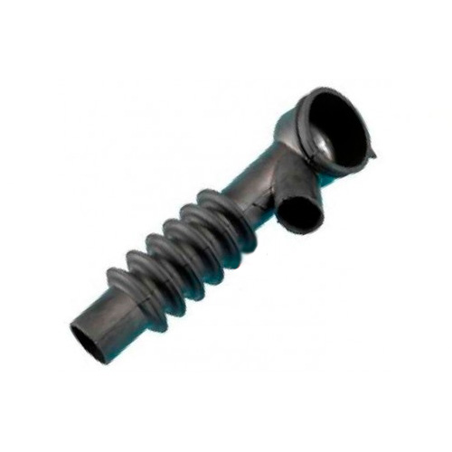 Патрубок бака к сливному насосу для стиральной машины Beko 2800870100