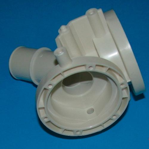 Пластиковый патрубок для стиральной машины Gorenje 184650