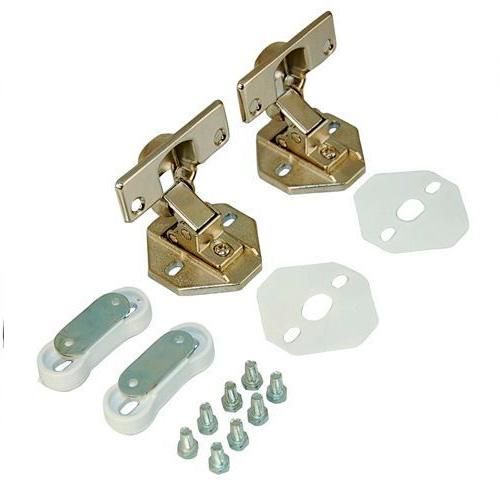 Петля (комплект) крепления фасада для встроенной стиральной машины Ardo 651027823 / 720034400