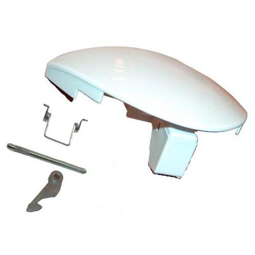 Ручка дверцы люка для стиральной машины Indesit Original 075323 / C00075323
