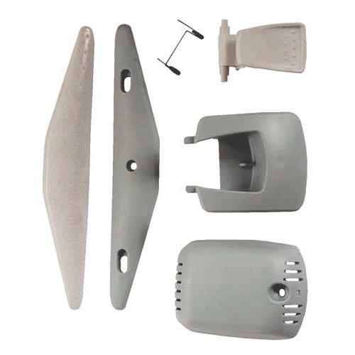 Кнопка открывания створок в барабане для стиральной машины с вертикальной загрузкой Whirlpool 481231018843