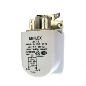 Сетевой фильтр радиопомех для стиральной машины Hansa MIFLEX