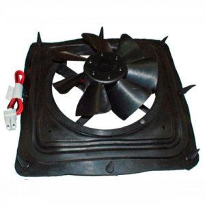 Вентилятор NO FROST для холодильника WHIRLPOOL 481202858346
