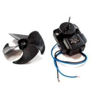 Мотор вентилятора (вентилятор) для холодильника Stinol Indesit ДАО75 851102 Аналог