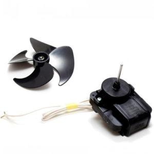 Мотор вентилятора (вентилятор) для холодильника Stinol Indesit ДАО75 851102 Original