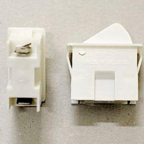 Выключатель (кнопка) света для холодильника Минск Атлант 908081700004 ВК40М, ВОК-2