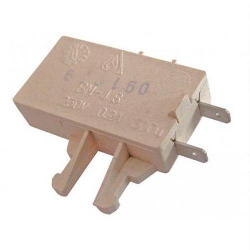 Выключатель света магнитный для холодильника Минск Атлант 908081700143 / 908081700138 ВМ-4.8Р (КМ-4,8)