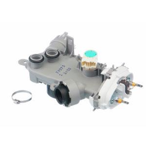 Нагревательный элемент (тэн) для посудомоечной машины Bosch, Siemens, Neff, Gaggenau 498623