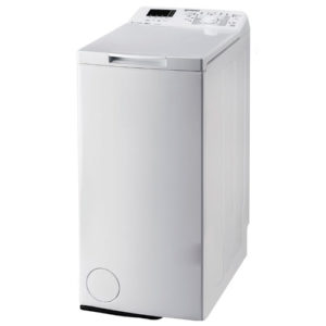 Крышка (дверца) для стиральной машины с вертикальной (верхней) загрузкой Indesit 309409