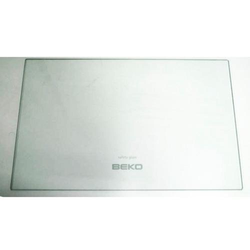 Полка (стекло) для холодильника Beko 4561820100