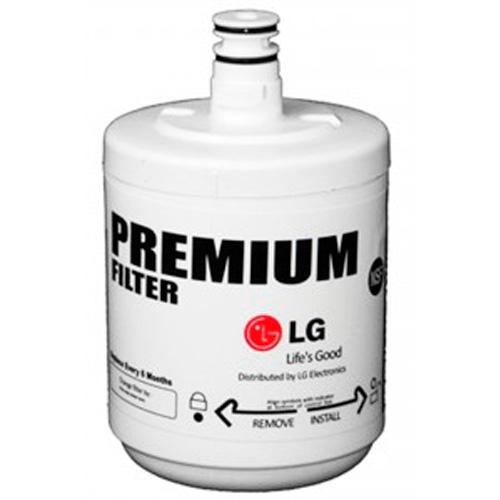 Водяной фильтр для холодильника LG ADQ72910901